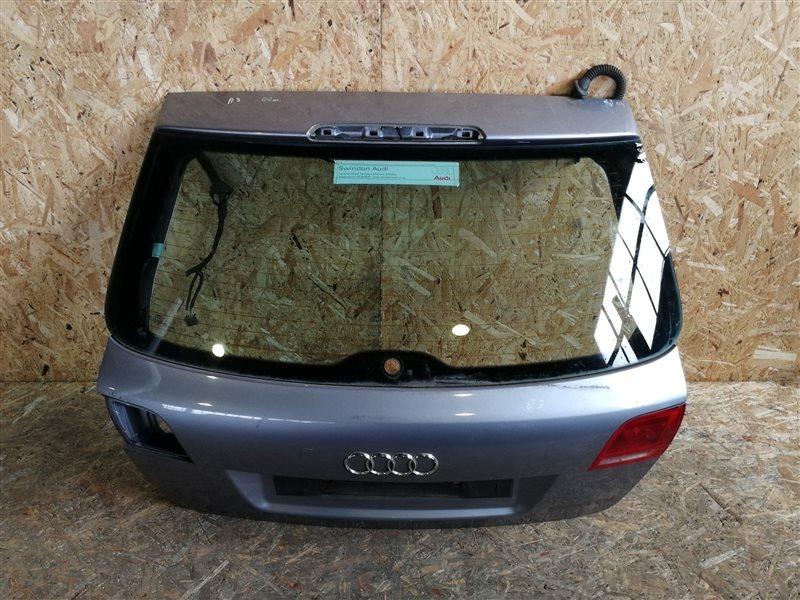 Дверь багажника Audi A3 8PA 2005 (б/у)