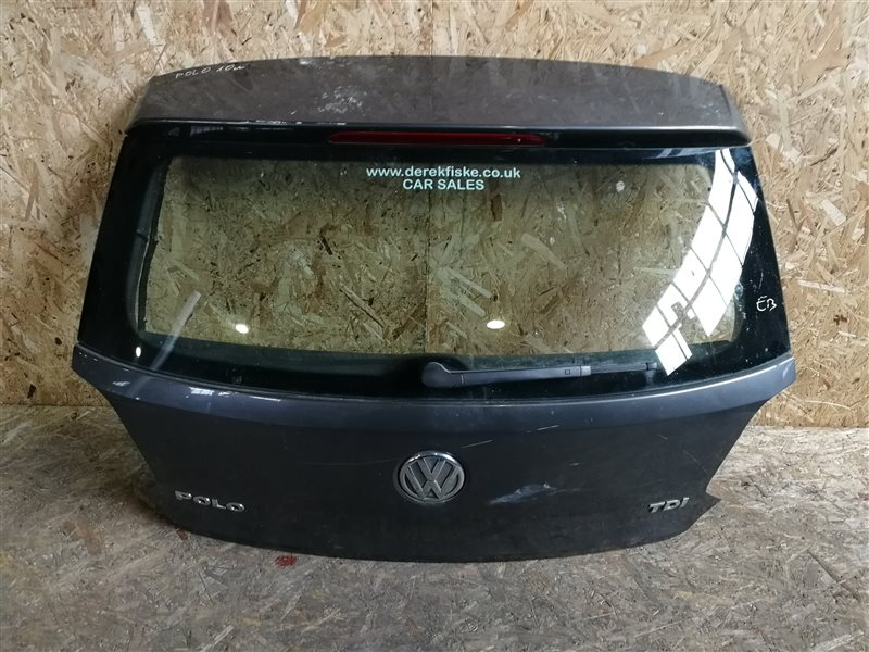 Дверь багажника Volkswagen Polo V 2009 (б/у)