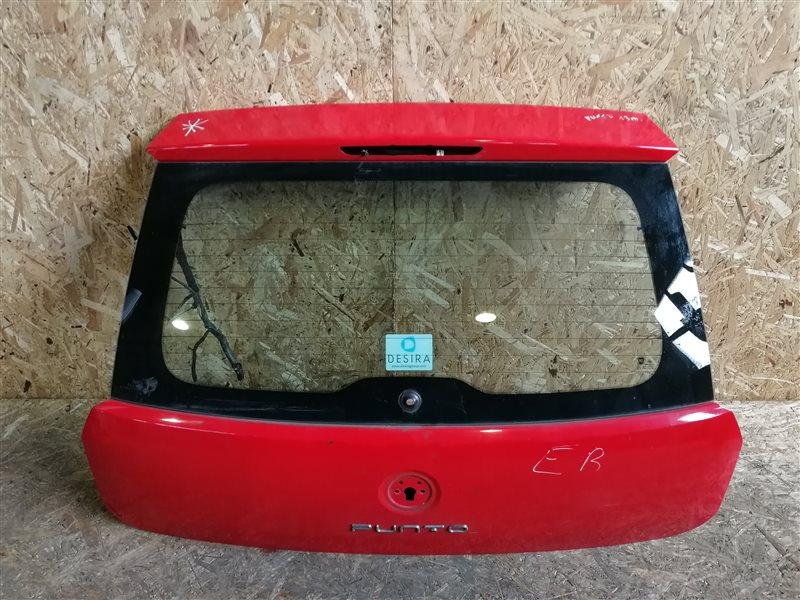 Дверь багажника Fiat Punto 199 2013 (б/у)