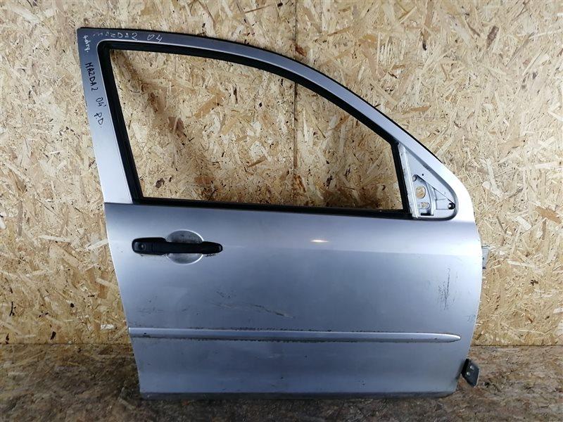 Дверь передняя правая Mazda 2 DY 2005 (б/у)