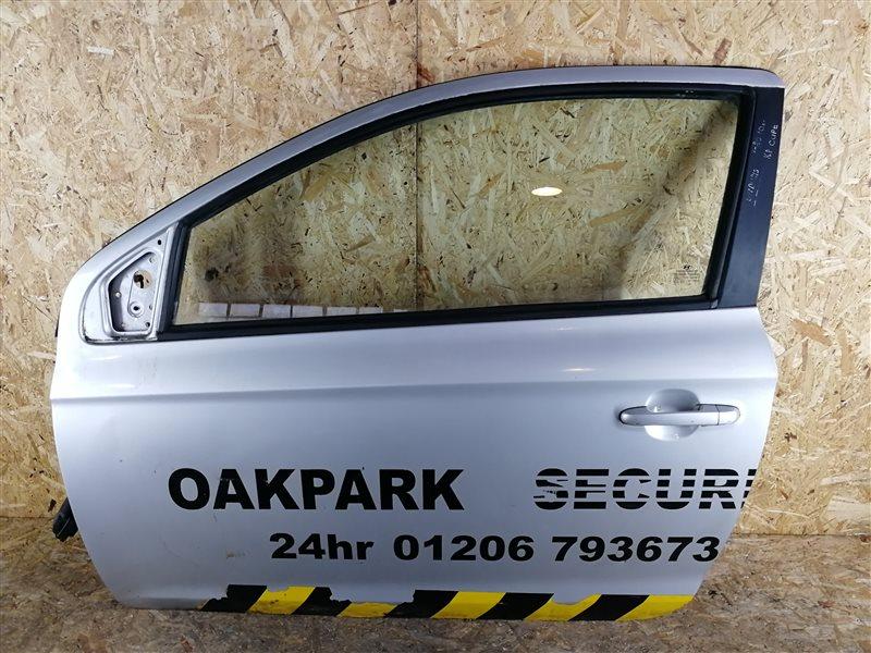 Дверь передняя левая Hyundai I20 2010 (б/у)