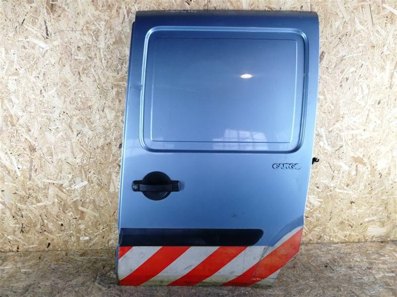 Дверь сдвижная левая Fiat Doblo 2008 (б/у)