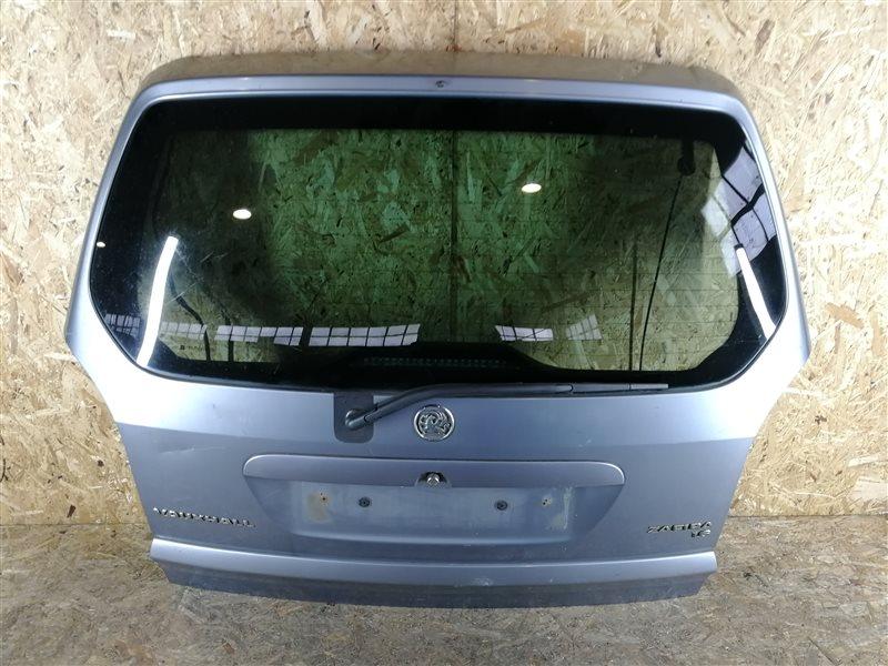 Дверь багажника Opel Zafira A 2005 (б/у)