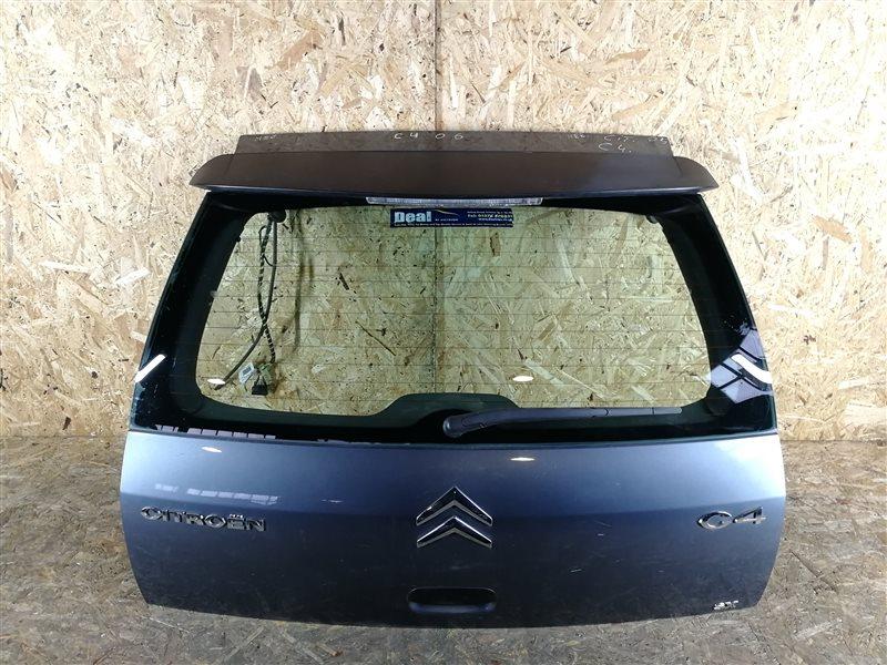Дверь багажника Citroen C4 2005 (б/у)