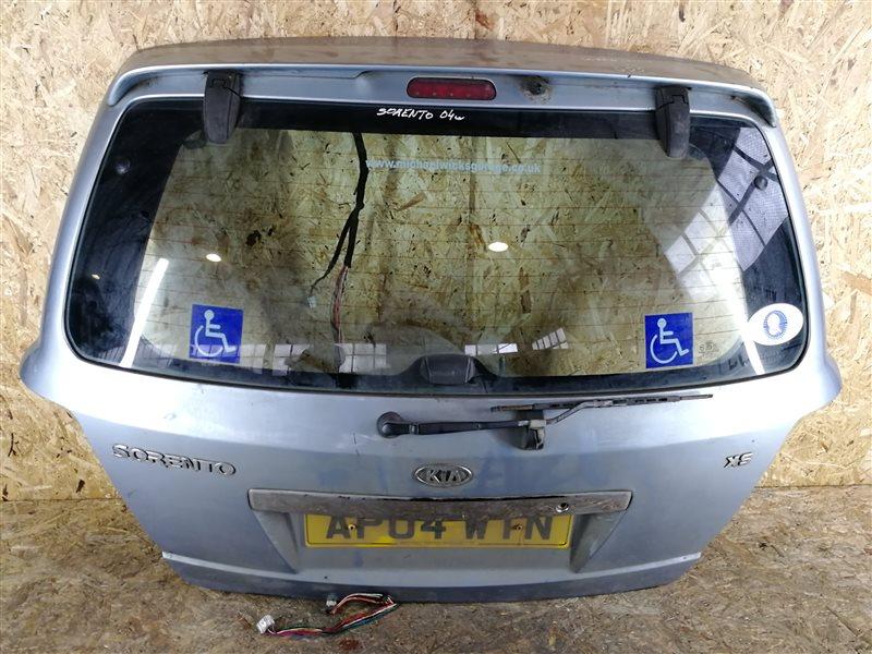 Дверь багажника Kia Sorento 2004 (б/у)