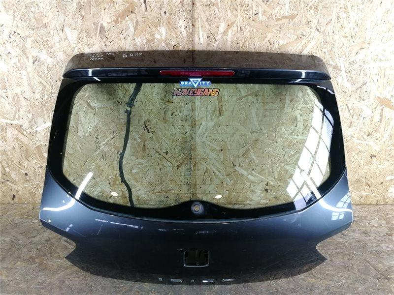Дверь багажника Seat Ibiza V 2009 (б/у)