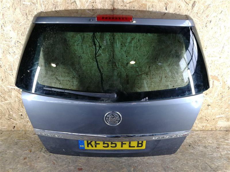 Дверь багажника Opel Zafira B 2005 (б/у)
