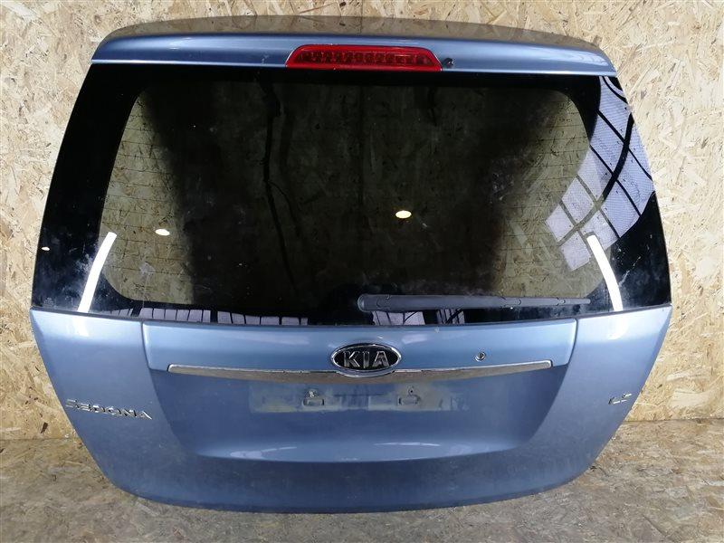 Дверь багажника Kia Carnival 2008 (б/у)