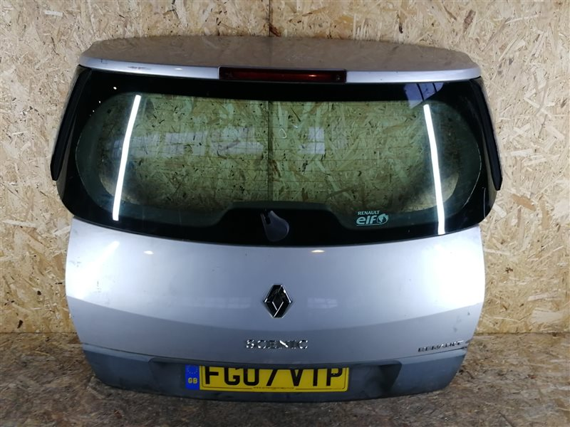 Дверь багажника Renault Scenic II 2007 (б/у)