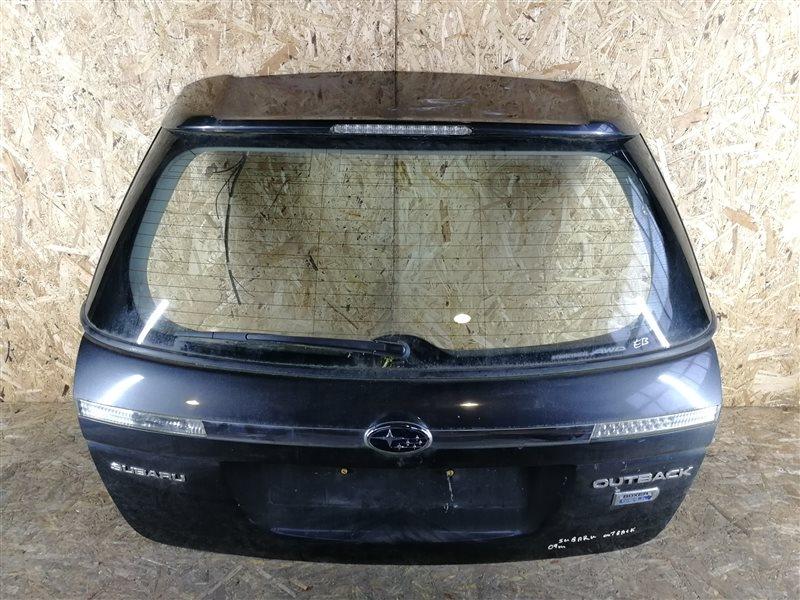 Дверь багажника Subaru Legacy Outback B13 2009 (б/у)