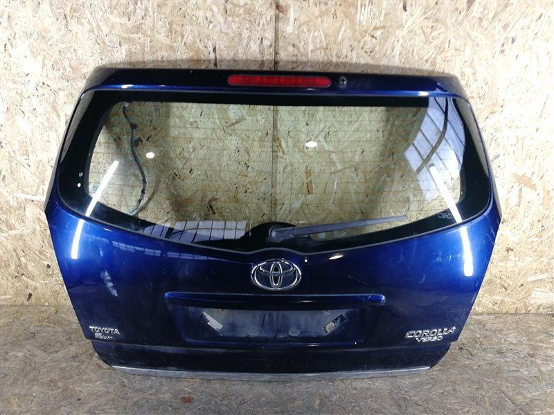 Дверь багажника Toyota Corolla Verso 2006 (б/у)
