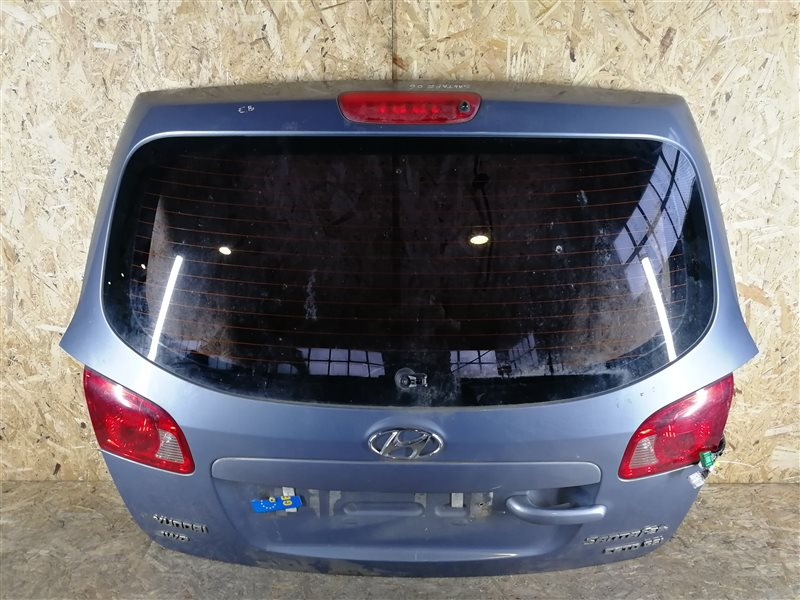 Дверь багажника Hyundai Santa Fe CM 2006 (б/у)