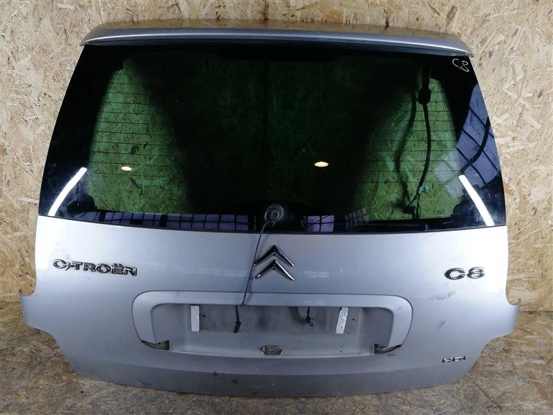 Дверь багажника Citroen C8 2009 (б/у)