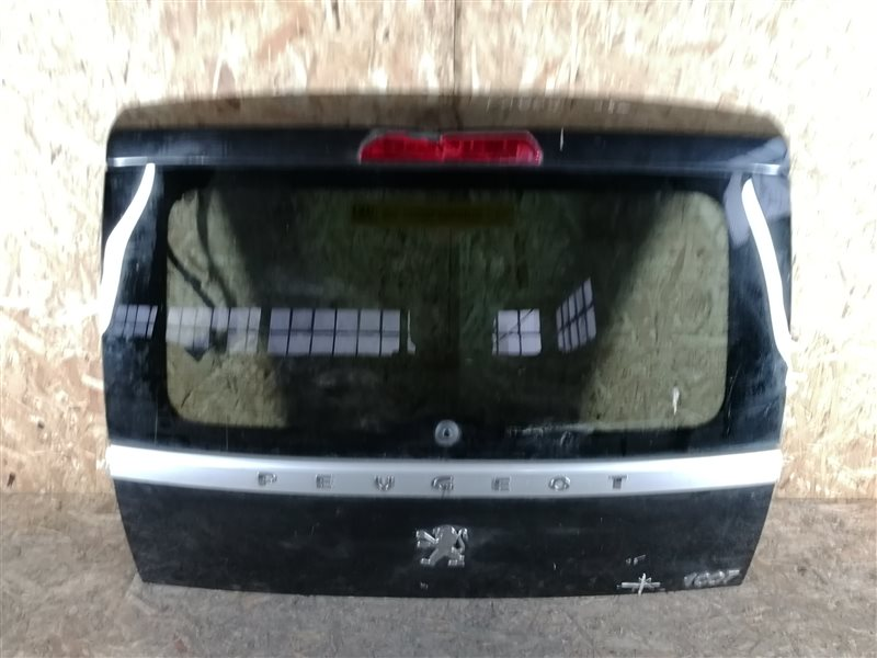 Дверь багажника Peugeot 1007 2005 (б/у)