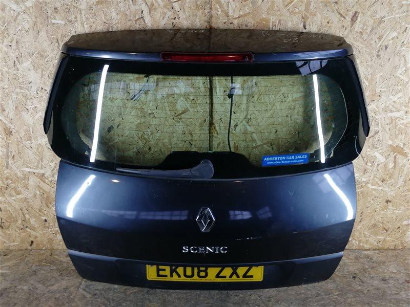 Дверь багажника Renault Scenic II 2008 (б/у)