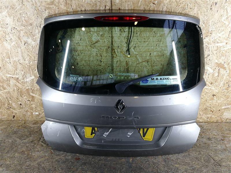 Дверь багажника Renault Modus 2007 (б/у)