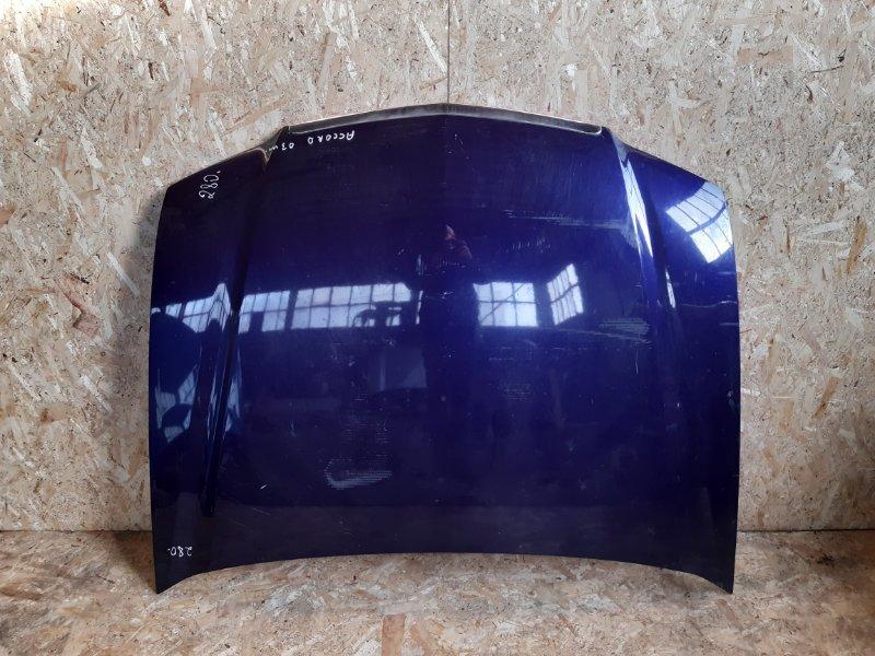 Капот Honda Accord VII 2004 (б/у)