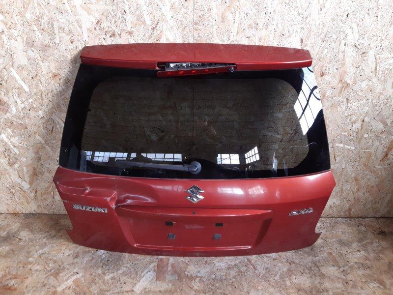 Дверь багажника Suzuki Sx4 2009 (б/у)