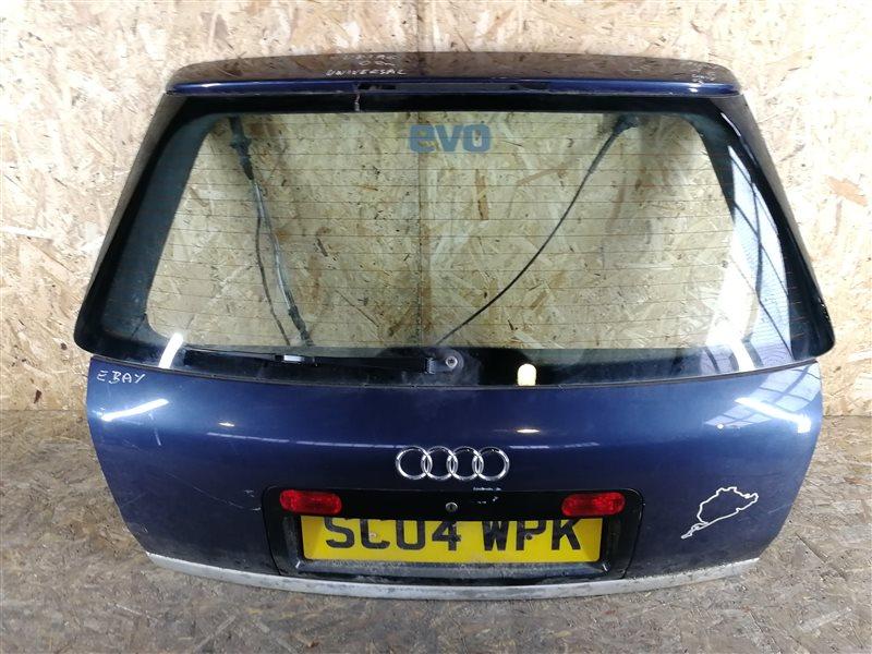 Дверь багажника Audi A6 C5 2001 (б/у)
