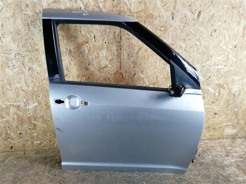 Дверь передняя правая Suzuki Swift 2007 (б/у)