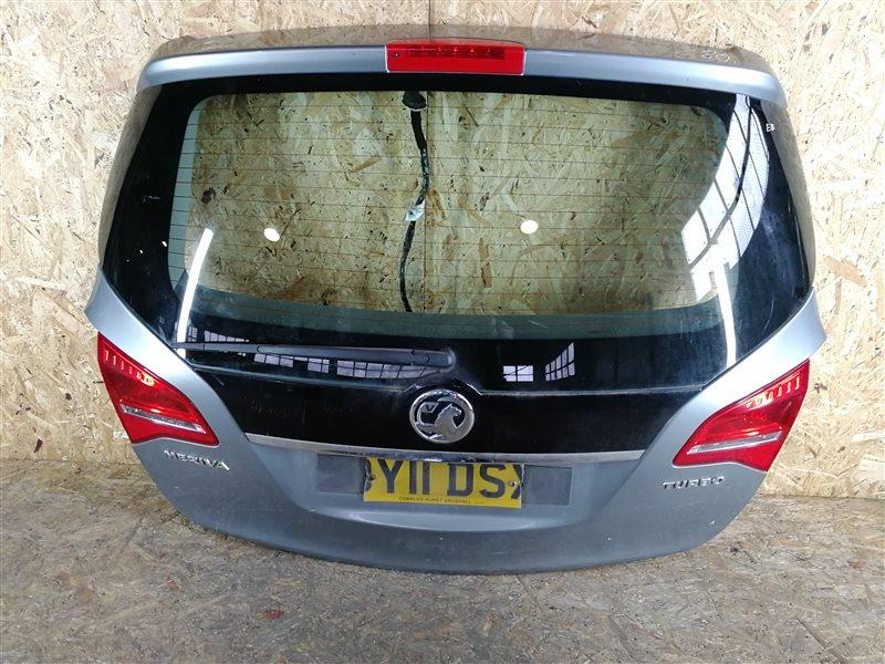 Дверь багажника Opel Meriva B 2011 (б/у)
