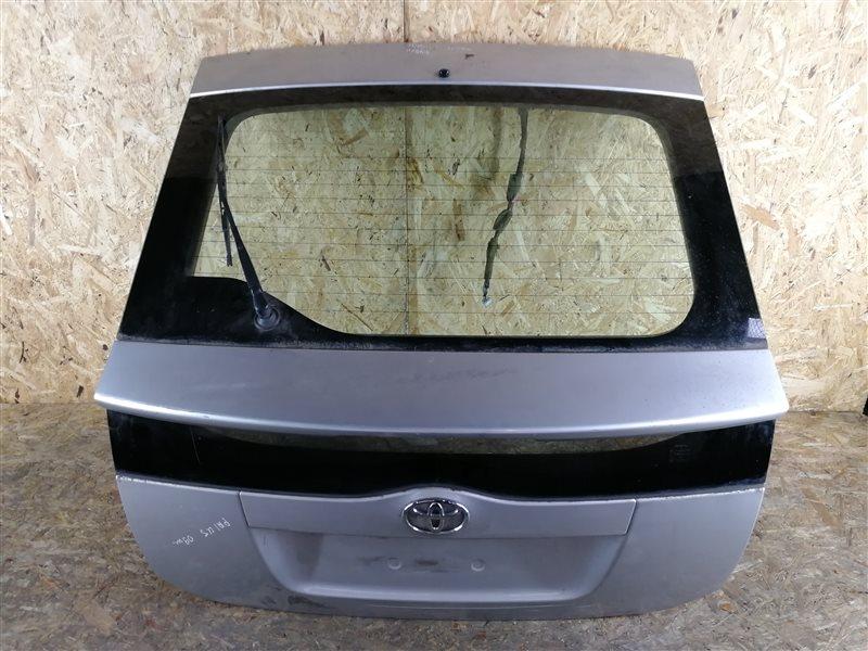 Дверь багажника Toyota Prius XW20 2008 (б/у)
