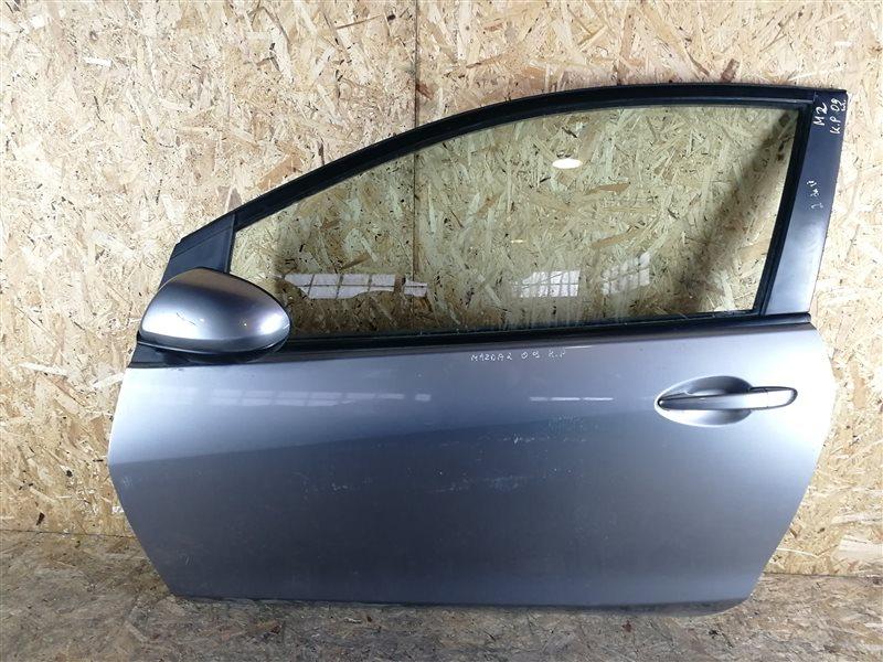 Дверь передняя левая Mazda 2 DE 2009 (б/у)