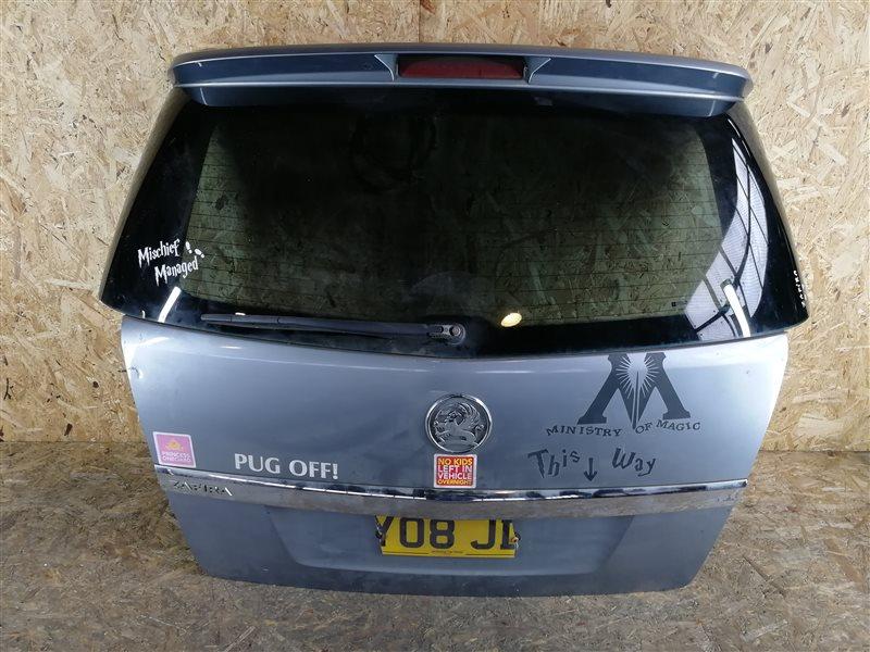 Дверь багажника Opel Zafira B 2006 (б/у)