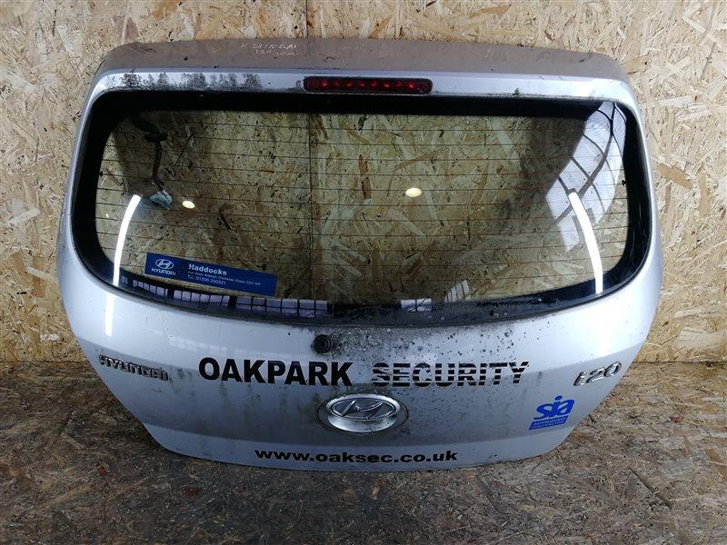 Дверь багажника Hyundai I20 2010 (б/у)