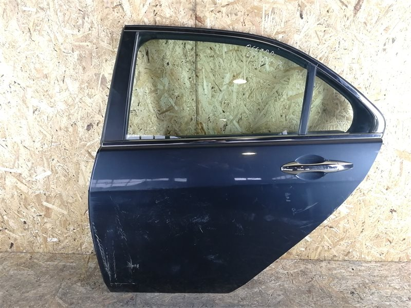 Дверь задняя левая Honda Accord VII 2008 (б/у)
