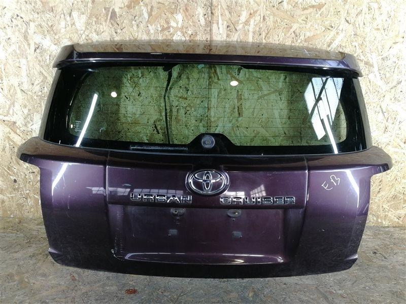 Дверь багажника Toyota Urban Cruiser 2009 (б/у)