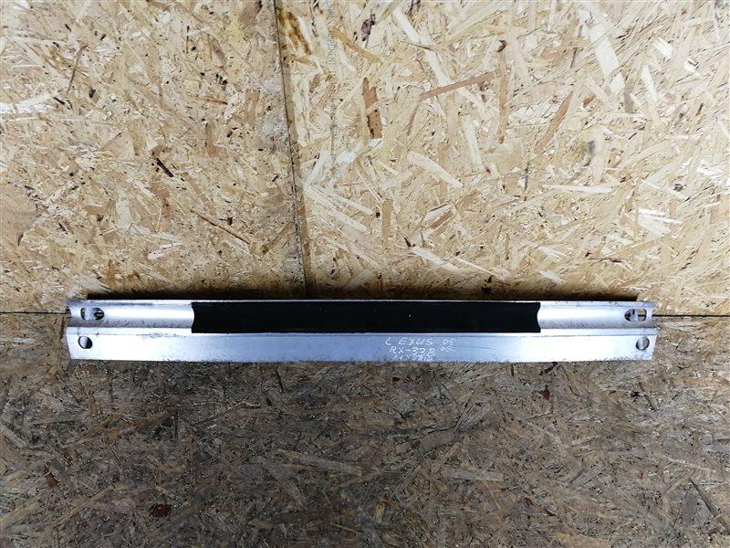 Усилитель заднего бампера Lexus Rx XU30 2007 (б/у)