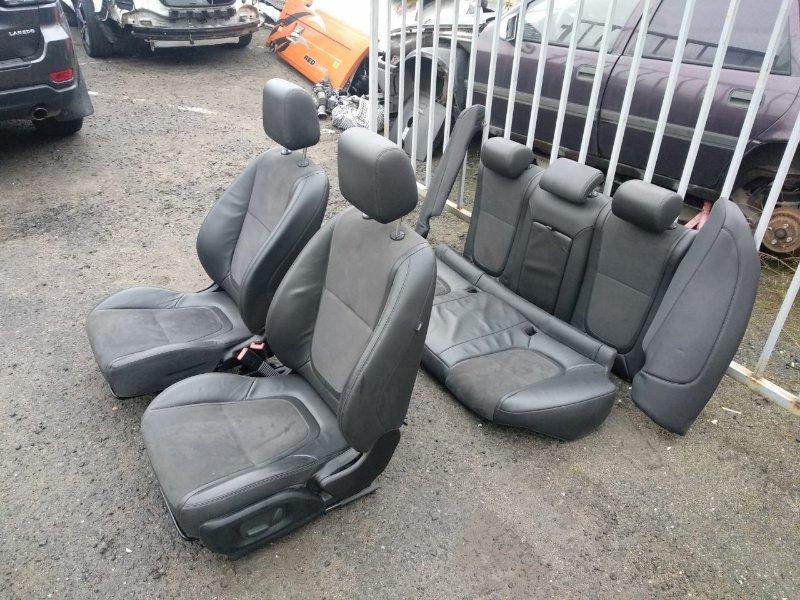 Комплект сидений Jaguar Xf РЕСТАЙЛИНГ 2.0 2013 (б/у)