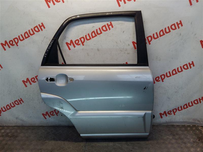Дверь задняя правая Kia Sportage II 2005 (б/у)