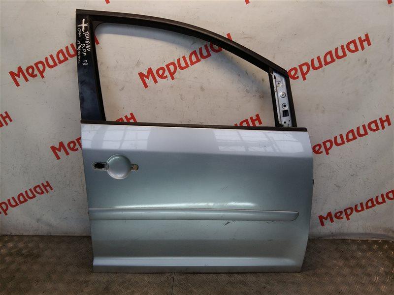 Дверь передняя правая Volkswagen Touran I 2004 (б/у)
