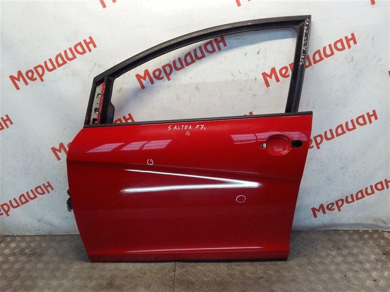 Дверь передняя левая Seat Altea 2007 (б/у)