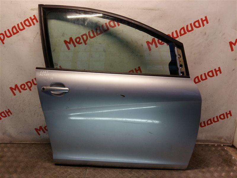 Дверь передняя правая Seat Altea 2007 (б/у)