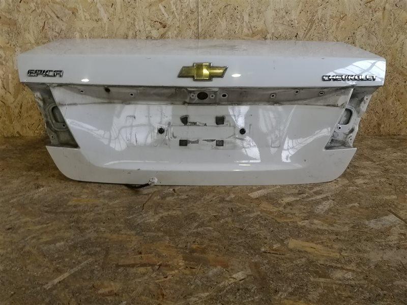 Крышка багажника Chevrolet Epica 2009 (б/у)