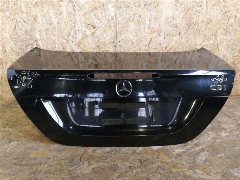 Крышка багажника Mercedes Benz Clk C209 2003 (б/у)