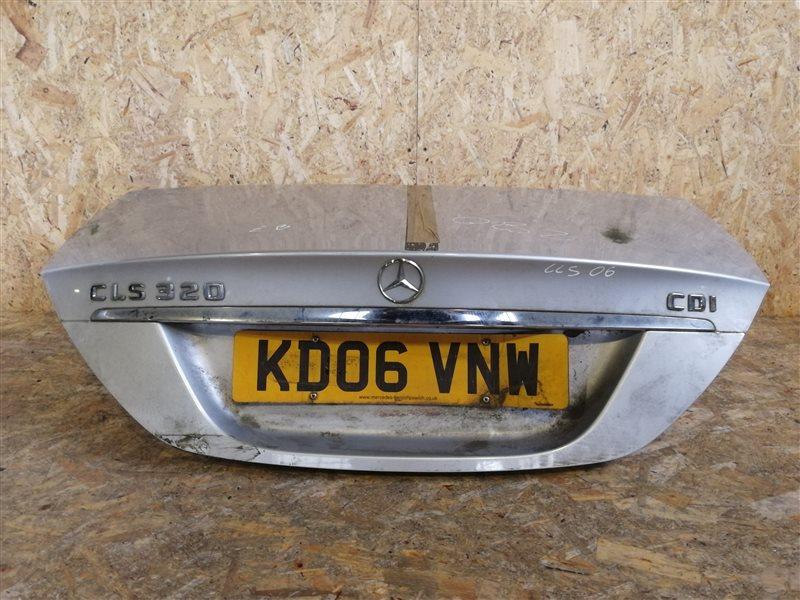 Крышка багажника Mercedes Benz Cls W219 2006 (б/у)
