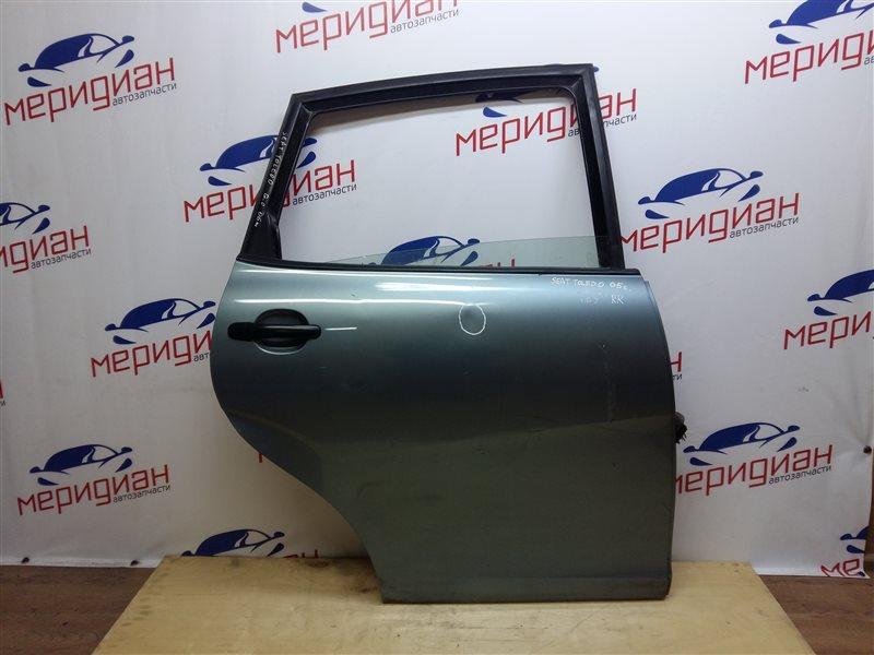 Дверь задняя правая Seat Toledo II 2005 (б/у)