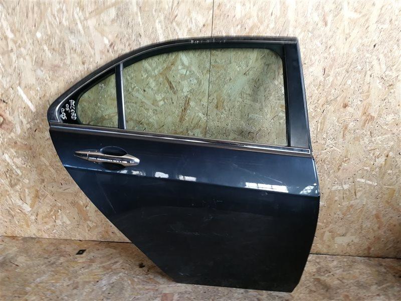 Дверь задняя правая Honda Accord VII 2005 (б/у)