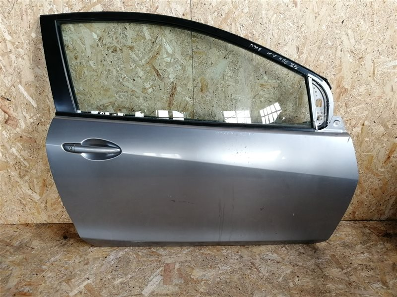 Дверь передняя правая Mazda 2 DE 2009 (б/у)