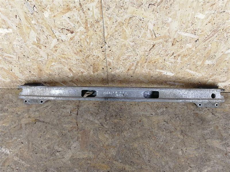 Усилитель заднего бампера Citroen C4 Picasso 2007 (б/у)