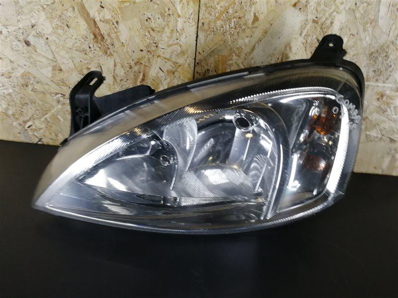 Фара левая Opel Combo 2007 (б/у)