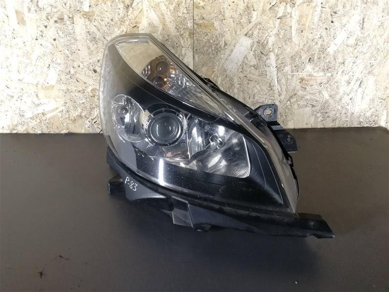 Фара правая Renault Clio III 2006 (б/у)