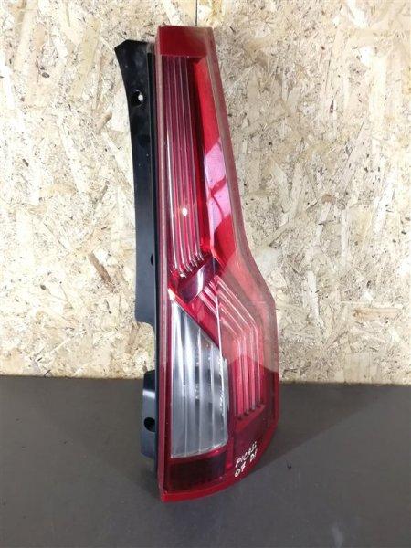 Фонарь задний правый Citroen C4 Grand Picasso 2007 (б/у)