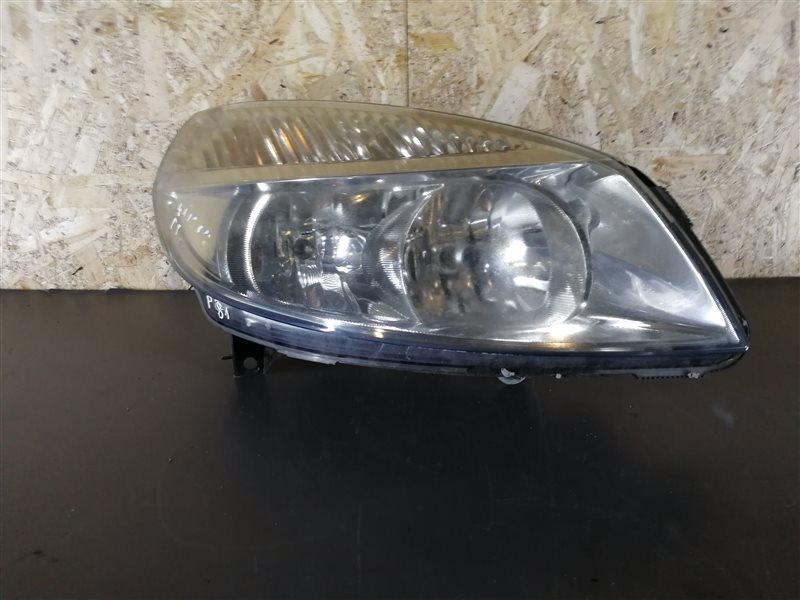 Фара правая Renault Scenic II 2006 (б/у)