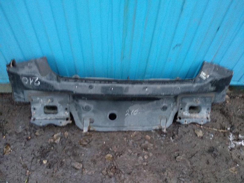 Панель задняя Chevrolet Cruze 2012 (б/у)