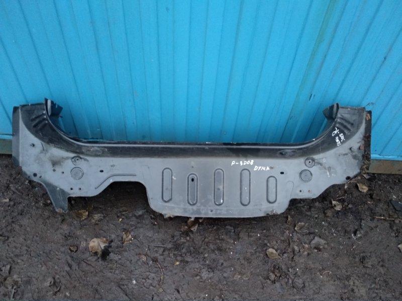 Панель задняя Peugeot 3008 2011 (б/у)